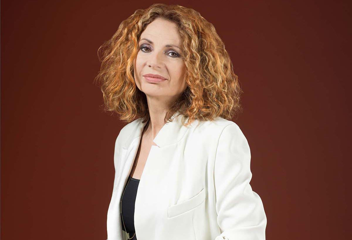 British pianist Joanna MacGregor