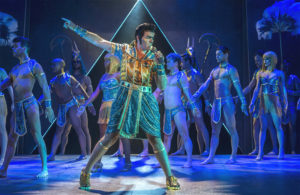 Jonathan Roamouth in 'Joseph and the Amazing Technicolor Dreamcoat'