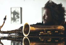Listen to Kamasi Washington's The Epic. Picture Mike Park