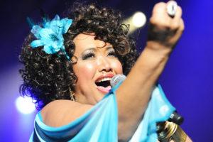 Karen Kortje - Zayn Adam Musik Alla Kaap konsert by Grandwest se Grand Arena. Picture: Peter Abrahams