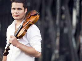 Alexander Gilman Cape Philharminic Orchestra