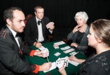 Cards on the Table Robert Shenton, Thomas Bowman, Sandy Gee, Grace Brain