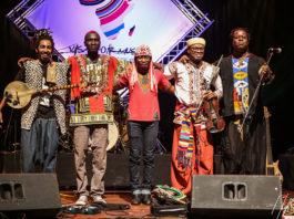 Jokko Morrocco, Senegal, Mozambique, CTIJF, Cape Town jazz festival 2017