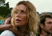 Charlize Theron and Javier Bardem in 'The Last Face'