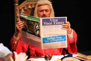 Trial by Jury Gilbert and Sullivan