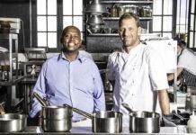 Wanda Guma Luke Dale-Roberts test Kitchen Langa Pop Up