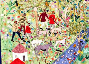 Intsikizi Tapestries