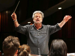 Conductor Bernhard Gueller Winter Symphony Season CPO