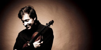 Philippe Graffin What: Brahms Violin Concerto with the Cape Town Philharmonic Orchestra / Recital for Cape Town Concert Series