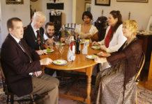 Alan Ayckbourn's Table Manners Thomas Bowman - Reg, Eve Carr - Annie, Tamika Sewarain - Sarah, T