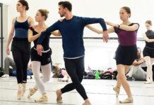 Pictures: Pat Bromilow-Downing Cape Town City Ballet CTCB, Robin van Wyk Kirsten Isenberg The Earthwalker review