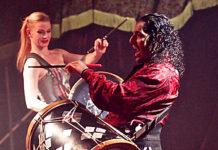Christine Chapman circus