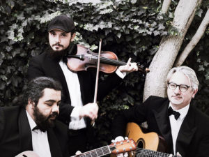 Hot Club of Cape Town presents CRAZY RHYTHM The Gypsy Jazz Story