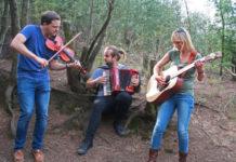 Jenny & the Jameses False Bay Folk Club at Clovelly Country Club, Clovelly, Cape Town Celtic music