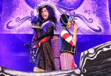 Canal Walk Theatre Peter Pan review, Marcel Meyer, Fred Abrahamse