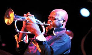 Feya Faku 18th Standard Bank National Youth Jazz Festival