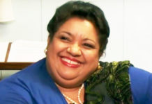 Virginia Davids, presently associate professor of vocal studies at South African College of Music (SACM)