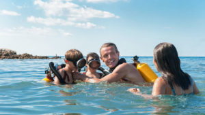 The Odyssey tells the story of the Jacques-Yves Cousteau