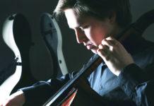 Cellist Alexey Stadler, Cape Town Concert Series and Cape Town Philharmonic Spring Symphony season Picture: Marie Staggat