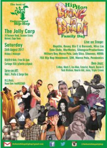 "Best of Ekapa Hip Hop ""Bring n Braai Family Day"""