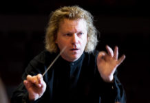Conductor Conrad van Alphen - Cape Town Philharmonic's Spring Symphony Season at The City Hall, Cape Town