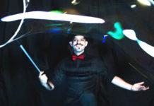'Enchanted' cirque show
