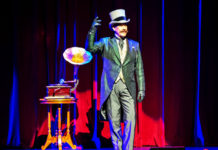 'The Illusionists Direct from Broadway'