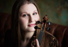 Marina Graumann violin, Cape Town Philharmonic Orchestra Spring Symphony Season, Sibelius Violin Concerto, Symphony 11 The Elements Hendrik Hofmeyr