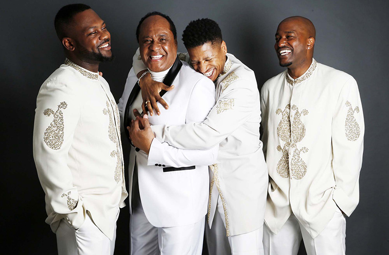 The Drifters Tour Dates