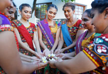 Vadhini Indian Arts Academy - Sundari – The Beauty of Dance at Artscape Theatre, Foreshore, Cape Town