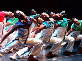 Dancers of Indoni Dance Academy. Picture: Robin Elam- Rye, Betalife Productions