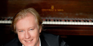 Steinway Artist Christopher Duigan will give one soiree recital For the Friends of Orchestral Music