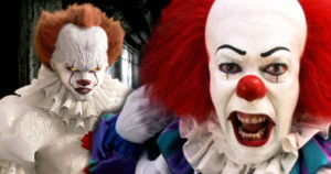 IT Movie-2017 Tim-Curry-Pennywise