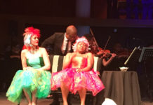 La Cenerentola Review, Opera School of SA College of Music Cape Town