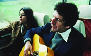 Leonard Cohen: Bird on a Wire film
