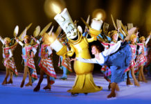 'Disney On Ice presents Dream Big'