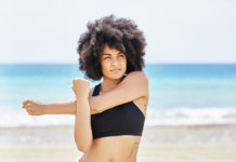 5 exercises you can take to the beach, Virgin Active South Africa