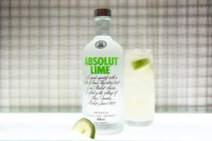 Vodka It S About Lime Weekendspecial