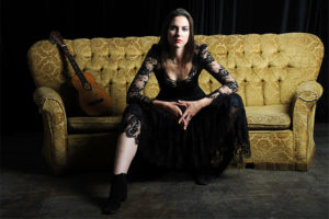 Amber Liadan Picture: Kelly Walsh