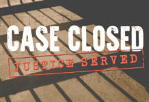 'Case Closed: Justice Served'