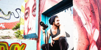 Jeremy Loops, Waves single, music video