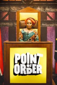 Point Of Order Tumi Morake