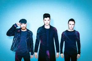 The Script - Freedom Child. They perform in Cape Town on 2 May 2018 at Grand Arena, GrandWest and 4 May 2018 in Pretoria at the Sun Arena at Time Square.