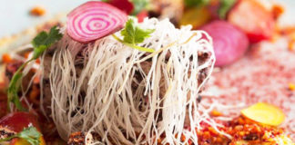 casa labia, cucina labia tuscan salad - dish food and social