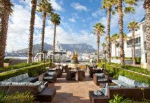 The Table Bay Hotel's Oscar Terrace