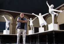 Sculptor Anton Momberg's statues will stand in the centre of a development in Qunu which will celebrate the memory of Madiba.