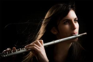 Gabriele von Durckheim flute