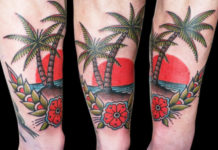 Dan Gilsdorf - South African International Tattoo Convention - #SAITC2018