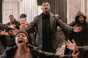 'Tsotsi, the Musical'