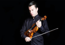 Daniel Röhn is delighted to be touring South Africa, bringing the Cape Town Philharmonic's 12th International Summer Season